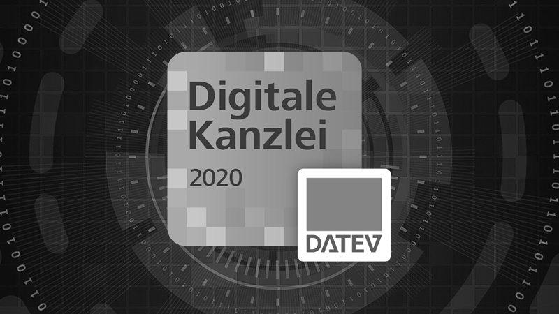 """Qualifizierung als """"Digitale DATEV-Kanzlei2020"""""""