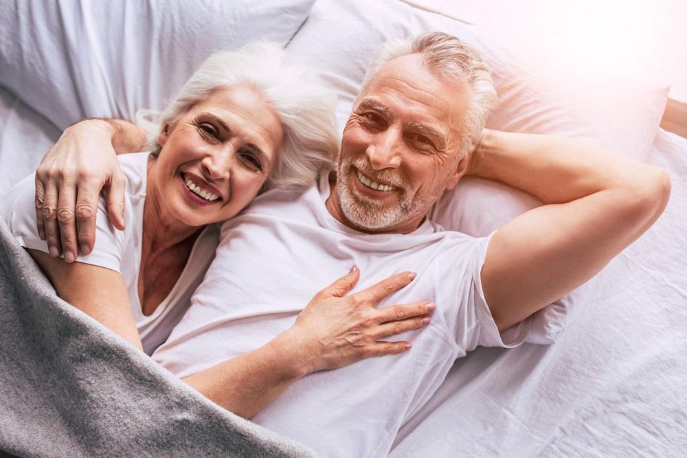 Rentner und Pensionäre