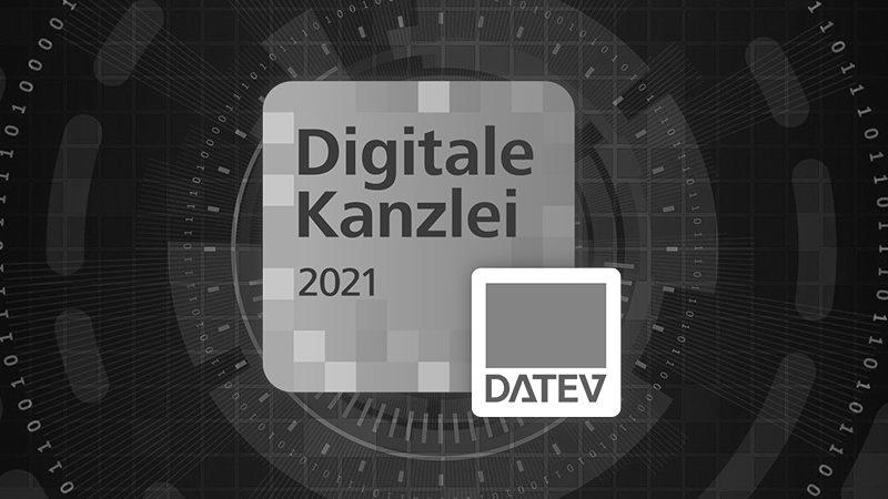 """Qualifizierung als """"Digitale DATEV-Kanzlei2021"""""""