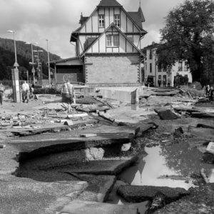 Soforthilfe zur Unwetterkatastrophe in Nordrhein-Westfalen